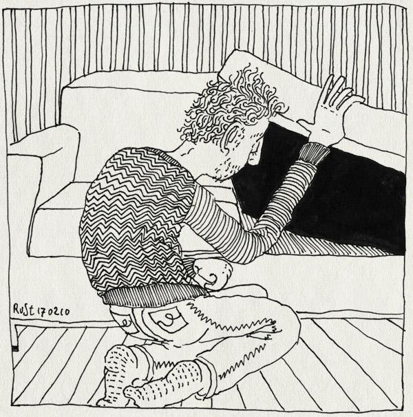tekening 1007, autopapieren, bank, couch, kussen, kwijt, lost, onder, papers, search, zoeken