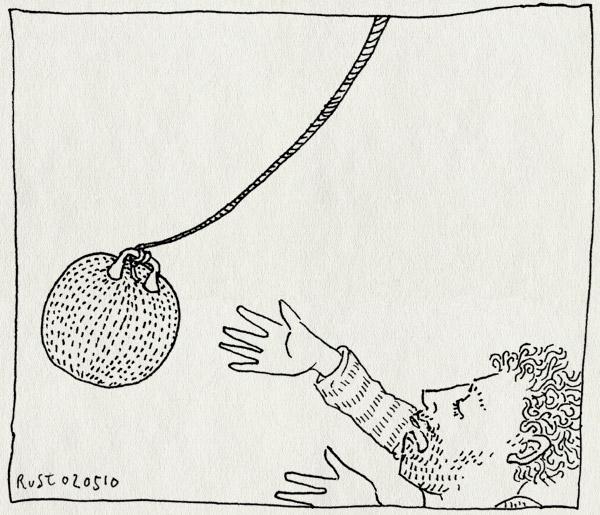 tekening 1081, bal, kogel