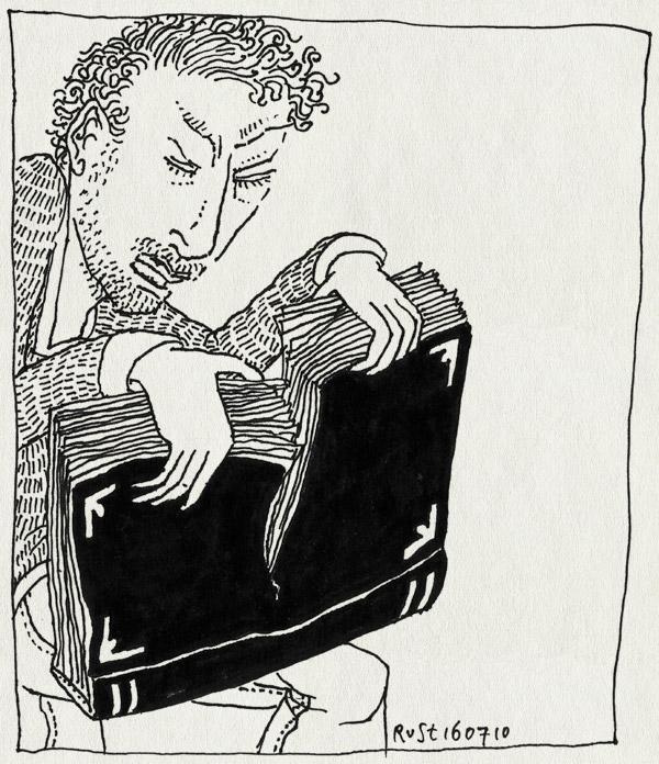 tekening 1156, boek, book, burorust, kapot, kracht, mooi is dat!, power, rip, veranderen, verscheuren