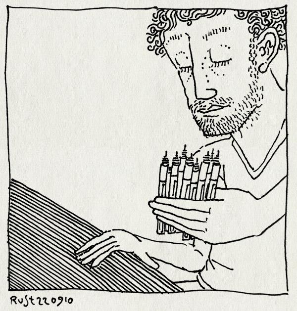tekening 1224, hitechpoint, inpakken, kiezen, pennen, pilot, v5, vakantie