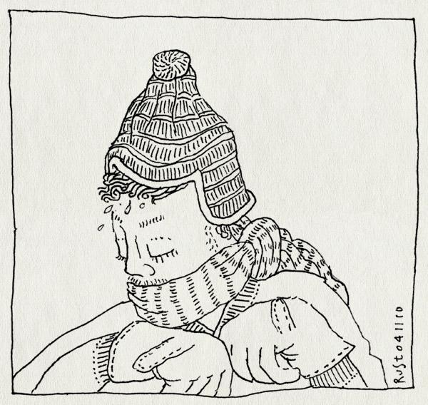 tekening 1267, fotoshoot, handschoenen, kaart, micompany, muts, winter, wintersport