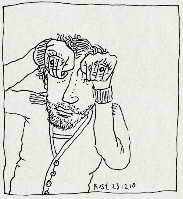 tekening 1315, ogen, open, tekenen, weetniet