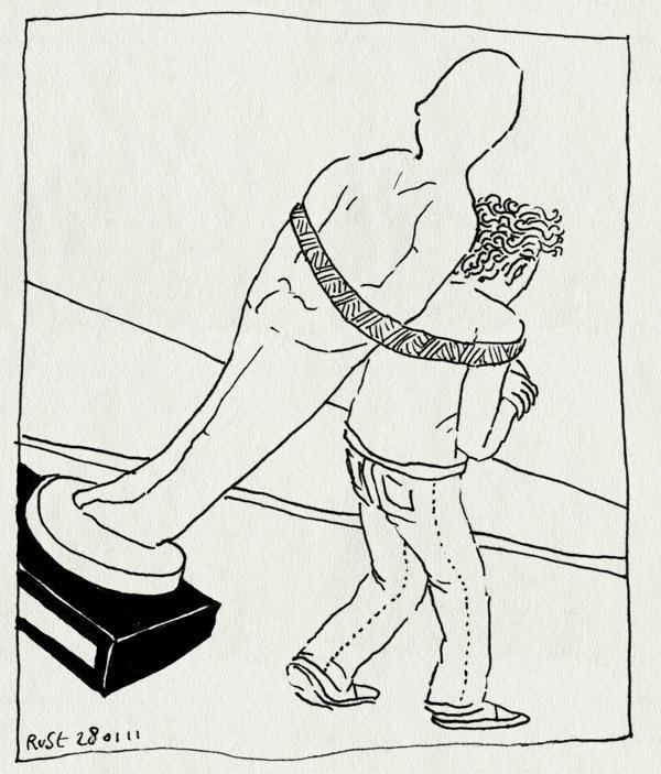 tekening 1351, award, beeldje, burorust, dcpi, micompany, tillen
