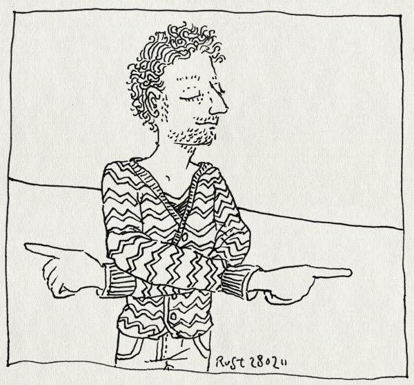 tekening 1382, alle kanten, keuze, point, wijzen