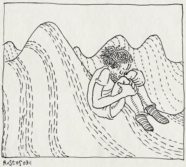 tekening 1387, glijden, iphone, spelletje, tiny wings, wiehiee