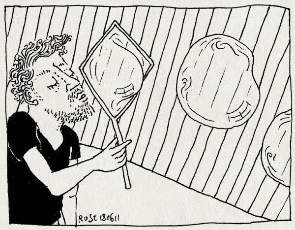 tekening 1491, bellen, nemo, rond, vierkant, zeepbel, zeepbellen