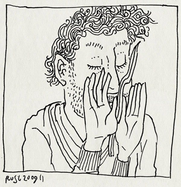 tekening 1580, blazen, fluiten, gras, grasflits, grasspriet