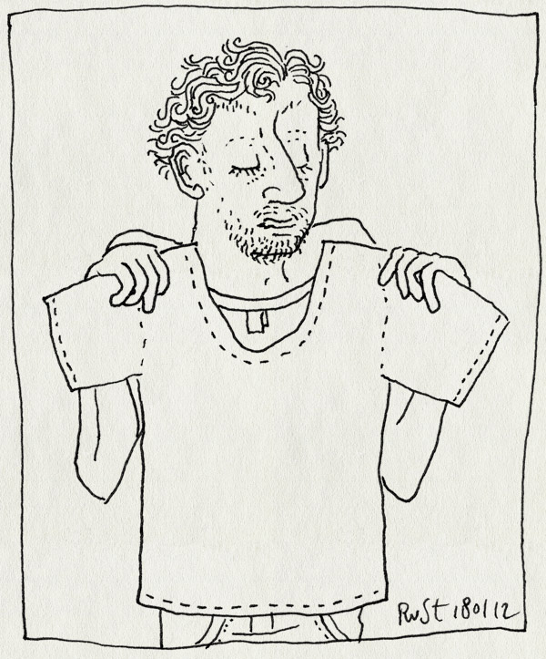 tekening 1700, fwf, passen, shirt, tshirt