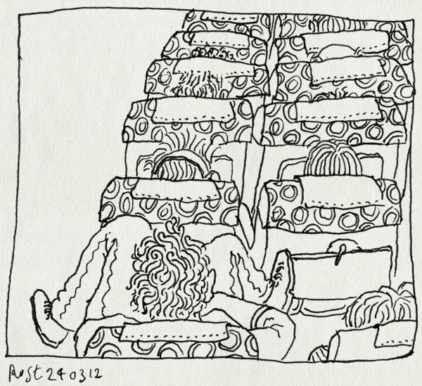 tekening 1765, benen, geen plaats, iberia, krap, lang, vliegtuig