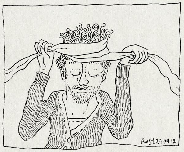 tekening 1799, annual conference, draaien, fair wear foundation, fwf, hoofd, lint, ribbon
