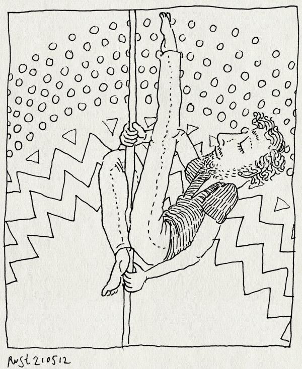 tekening 1823, ll12, lowlands, paaldanden, recensiekoning, tittytwister, voruitblik