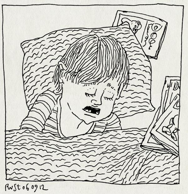 tekening 1931, bed, donald duck, duckies, eruit, midas, ondertanden, slaap, tand, tandenfee, wisselen