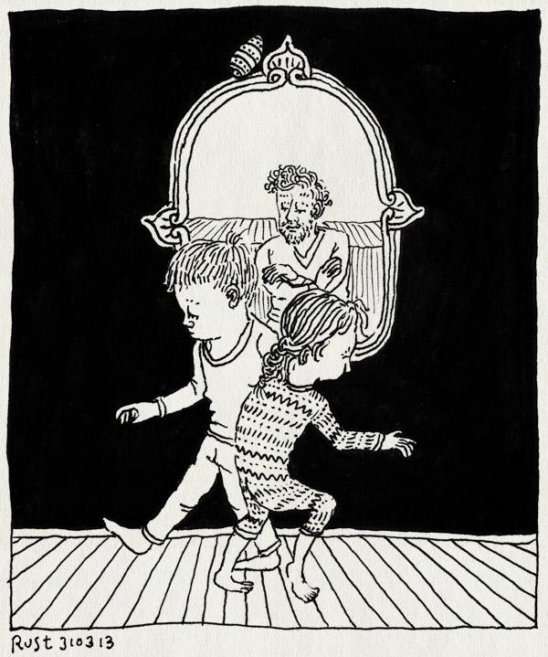 tekening 2137, alwine, bak, ei, eieren, maasstraat, midas, pasen, spiegel, zoeken