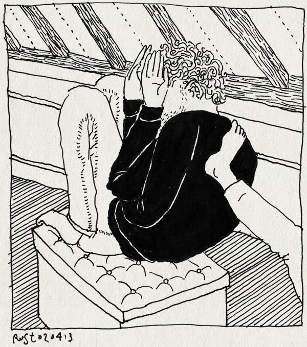 tekening 2139, auw, hiba, knoop, massage, nh49, rsi, rugpijn, voet