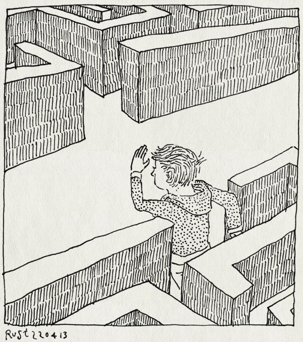 tekening 2159, doolhof, in, midas, next, slim, test, uit, volgende