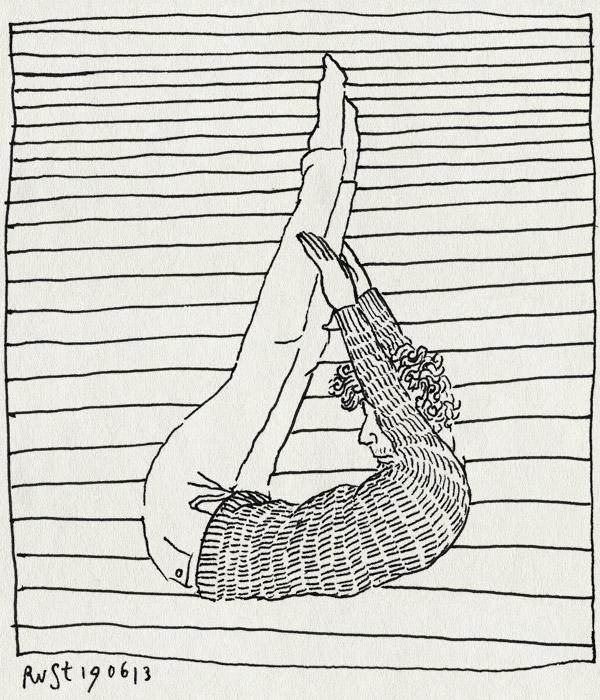 tekening 2217, grond, liggen, vorm