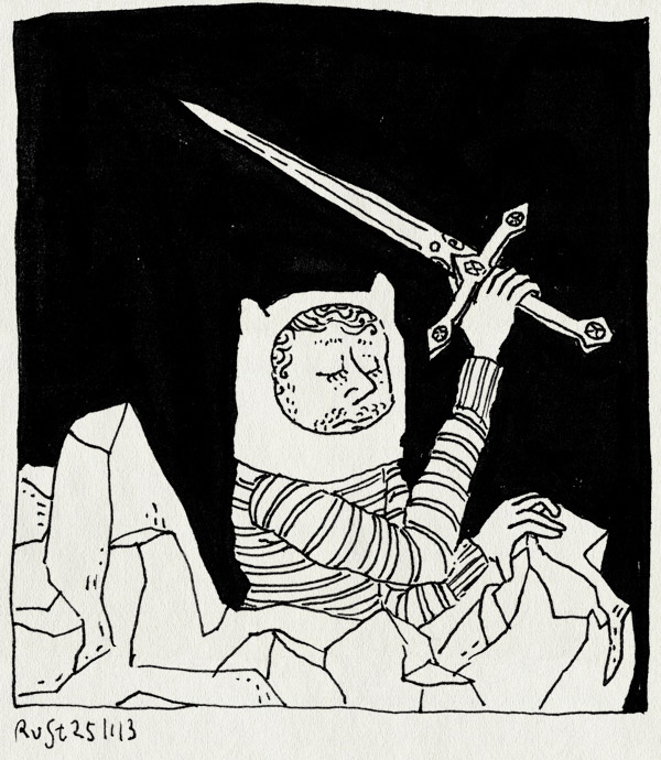 tekening 2376, adventure time, animatie, finn, gaaf, jake, netflix, tijd voor avontuur, zwaard