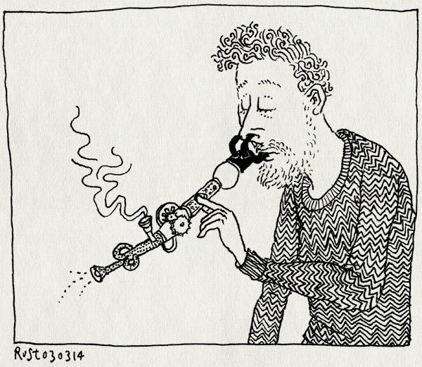 tekening 2474, e-sigaret, elektronische sigaret, illustratie, mad max, puff, recensiekoning, roken, sigaret, steampunk, volkskrant, wild wild west