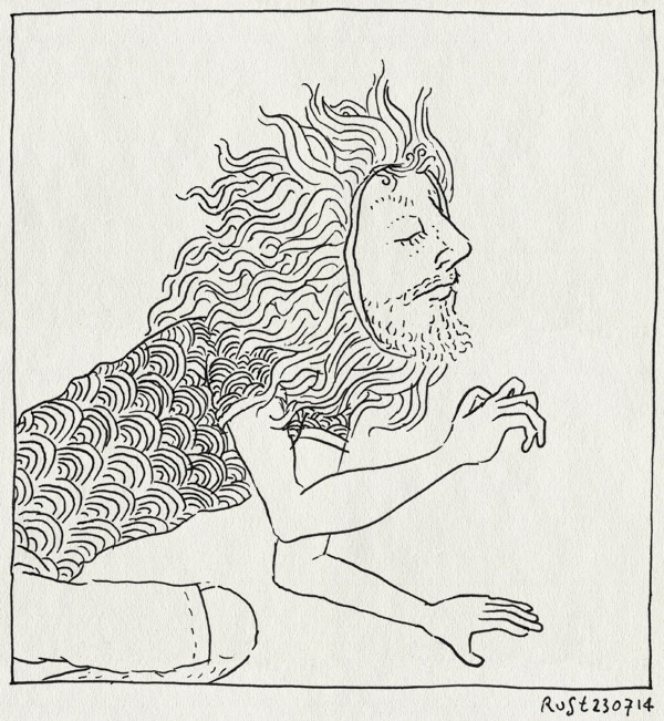 tekening 2616, grrr, leeuw, lev, logo, masker, werk