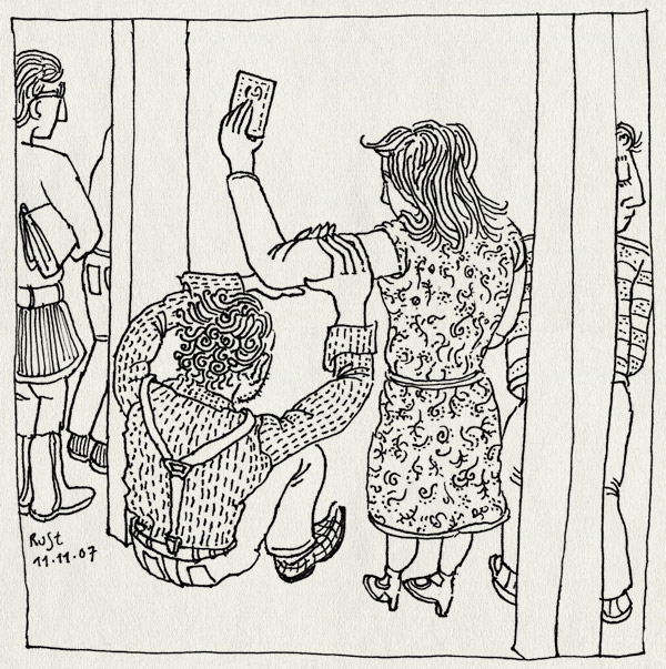tekening 596, detafelvan23 veiling martine 10e auction hb veilingen tafel struinkunst boomhut in d bid bieden