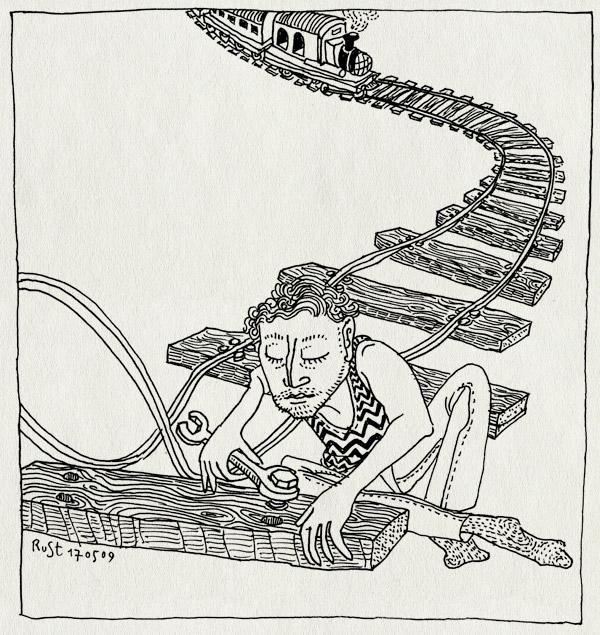 tekening 731, bielzen, bouwen, steamengine, stoomtrein, train, trein