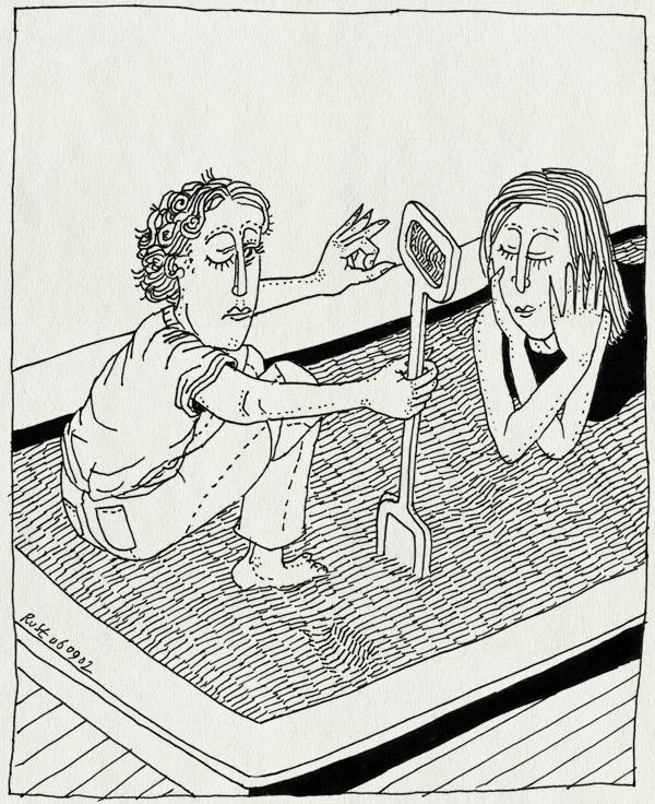 tekening 88, fotograferen, grap, herinnering, kleuterschool, schep, zandbak