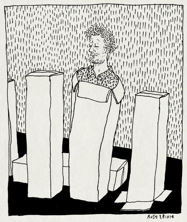tekening 2713, 2500dagenrust, dozen, fragile, hoogte, passend, post, versturen, verzending