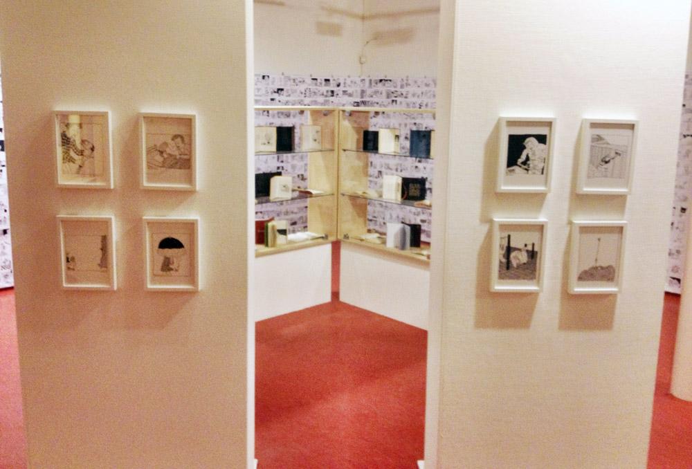 tekening Tot ziens in Groningen, expositie, groningen, opening, tentoonstelling