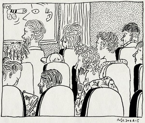 tekening 2897, babylon, berlijn, bioscoop, floor, jimmy clapham, maaike, pictoplasma, pictoplasma15, willybee