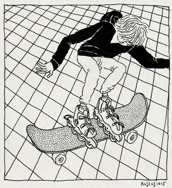 tekening 3053, inline skates, midas, mobiel, op elkaar, pro, skateboard, skaten, skates, stapelen