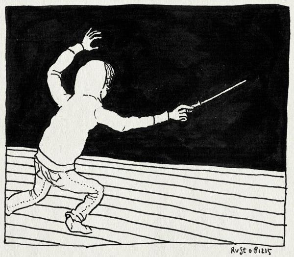 tekening 3119, midas, schermen, toveren, toverstaf