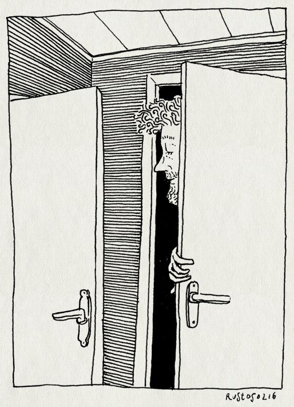 tekening 3178, deuren, snel, thuis