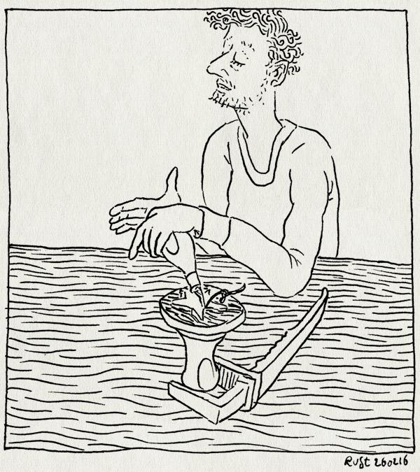 tekening 3199, gutsen, stempel, ster, zelfgemaakt