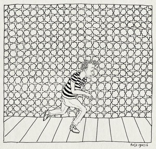 tekening 3272, berlijn, floor, islam, maaike, museum, patroon, peniscollectief, pergamon, pictoplasma, tegels, tiles